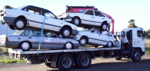 Old Car Removal in Melbourne