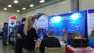 Interfacing's Enterprise Process Center (Business Process Management Software) was a big hit at the