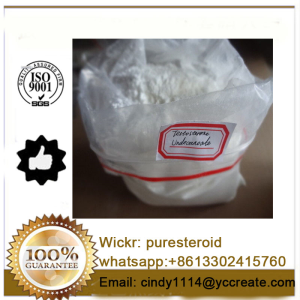 Natural Build Muscles Anabolic Steroid Testosterone Undecanoate whatsapp+8613302415760