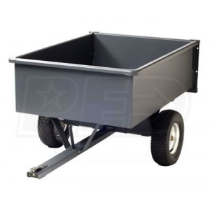 Precision Products 15 Cubic Foot Steel Dump Cart
