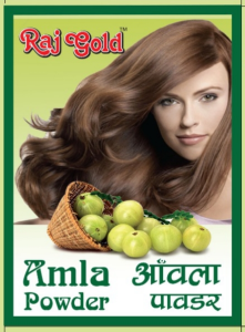 Raj gold amla powder