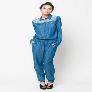 Buy online utility jumpsuit  for women on sale at caralase.com