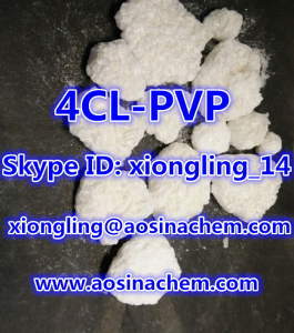 China 4cl-pvp 4cl-pvp 4cl-pvp legal supplier from China xiongling@aosinachem.com