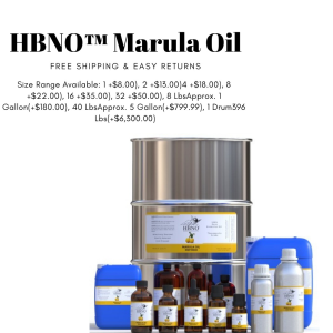 Buy Now! HBNO™ Marula Oil - Free Shipping & Easy Returns