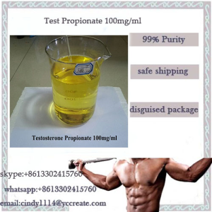 Injectable Anabolic Steroids Liquid Testosterone Propionate 100mg/ml