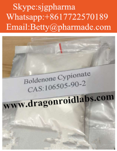 Injectable Steroid Liquid Boldenone Cypionate 200mg/ml www.dragonroidlabs.com