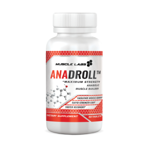 Anadroll™ Legal Steroid Supplement