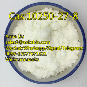 Cas10250-27-8 supplier, 10250 27 8 powder price, 10250278 factory,Whatsapp:0086-15377671821