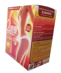 2X Powerful Slimming Burn Body Fat Capsules