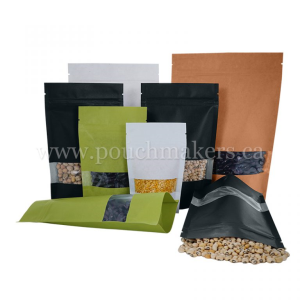 Stand Up Paper Pouches