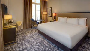 Accommodation in Hilton London Euston