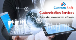 Customizing Software and Services by CustomSoft