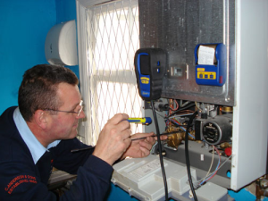 Plumbing and heating repairs