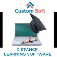 Customized Distance Learning Software by CustomSoft
