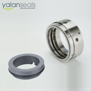 527 Mechanical Seals for Chemical Pumps, Water Pumps and Vacuum Pumps