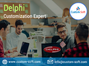 Delphi Customization Expert- CustomSoft