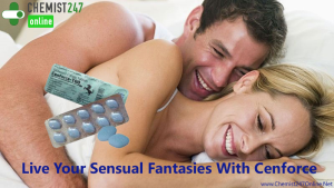 Improve The Strength Of Your Erection With Cenforce