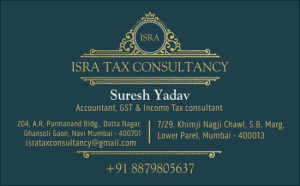Income Tax & GST Return filing Services