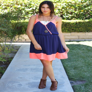 http://www.caralase.com/neon-color-blocked-dress/