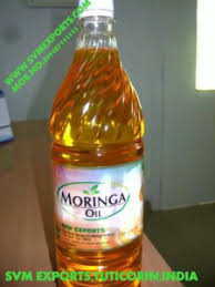Best Quality Moringa Seed Oil Exporters From SVM Exports India