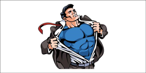Indomitable-and-Powerful-SuperHero-Vector-Design