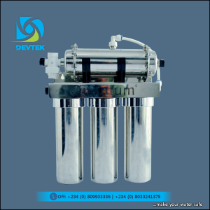 Quantum 4 Water Filtration System
