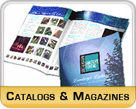 Catalog printing for your business