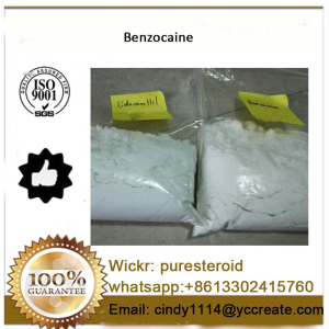Local Anesthetic Powder Benzocaine safe delivery guarantee whatsapp+8613302415760