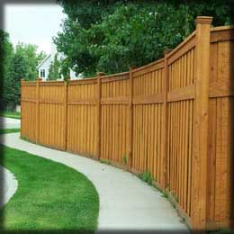 Fence Building Contractor