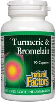 Turmeric And Bromelain – Acute Inflammation Relief In One Capsule