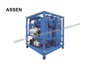 Double Stage High Efficiency Transformer Oil Purifier Plant