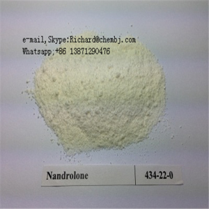 High Purity White Crystalline Powder Nandrolone Laurate
