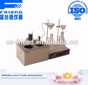 FDR-2001 Petroleum products and additives mechanical impurities analyzer