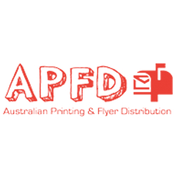 Australia Printing and Flyer Distribution - Logo