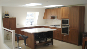 Luxury Kitchen Designers London