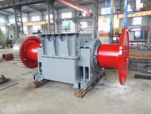 Processing and manufacturing of jaw crushers