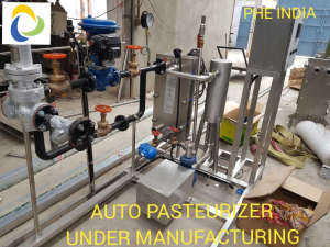 AUTOMATIC PASTEURIZERS