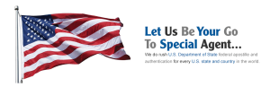 U.S Department of State Apostille and Authentication Services