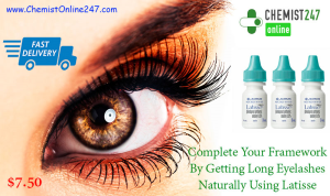 Treat Open Angle Glaucoma By Using Latisse Eye Drops