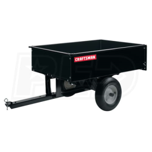 Craftsman 12 Cubic Foot Dump Cart