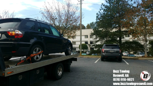 local tow Roswell GA