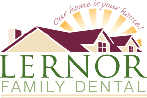 Our logo.  Our home is YOUR dental home.
