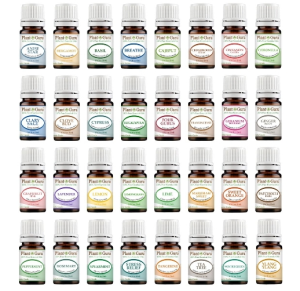 ULTIMATE ESSENTIAL OIL VARIETY SET - 32 PACK 5ML