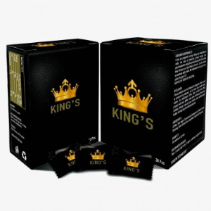 KINGSMAN CANDY ROYAL HONEY X 12 PIECES