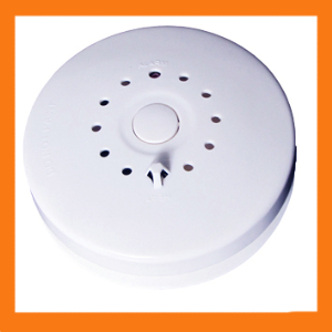 Smoke & heat detector, fire alarm systems