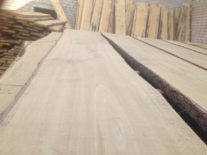 unedged Oak lumber for sale