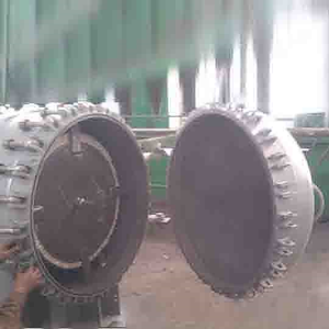 ASME & NB Dust Filter, SA516-70, ID 950mm