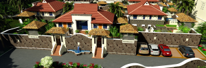 luxury property in goa