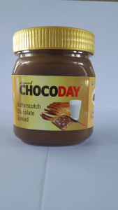 CHOCODAY:  Butterscotch Spread