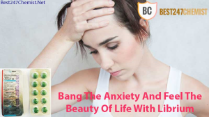 Recover From Anxiety With Librium - Chlordiazepoxide